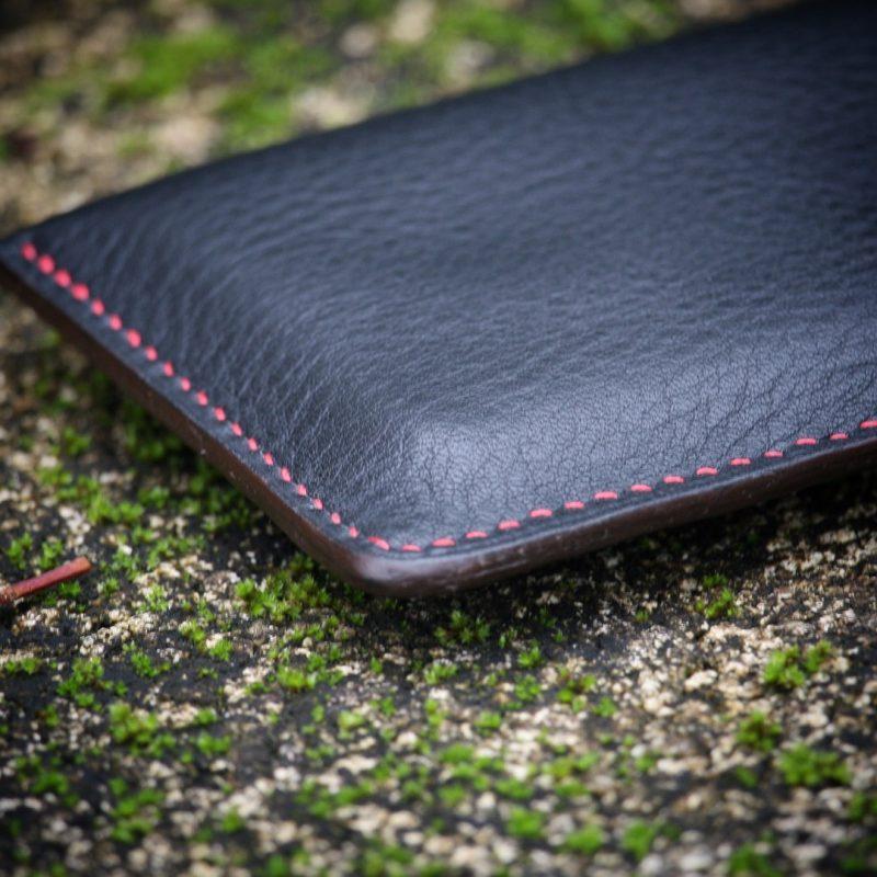 Étui cuir smartphone