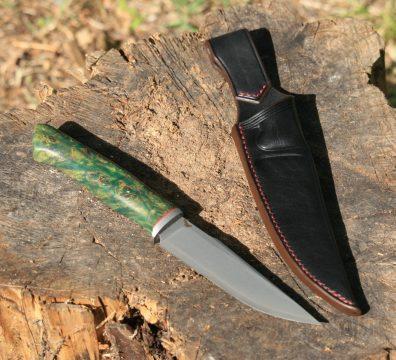 Étui couteau petit Ventura - Skua coutellerie