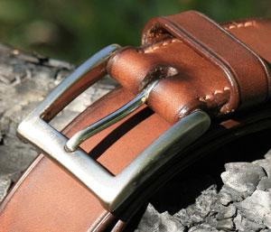 Sustainable leatherwork