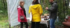 L'atelier cuir TiipiiK à la fête de la courge 2019